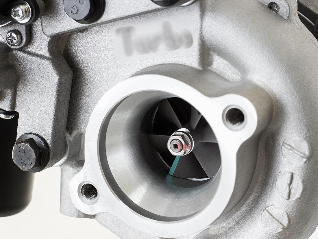 Turbo MG: rigenerazione delle turbine