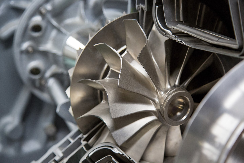 Revisione di un turbocompressore